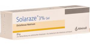 Solaraze Gel (Diclofenac Sodium) 3%, 50 gm Tube