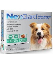 NEXGARD chewable for Dogs