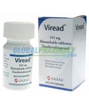 Viread ( Tenofovir Disoproxil Fumarate ) - Pills