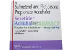 Advair® / Seretide™ Diskus™ (Fluticasone-Salmeterol)