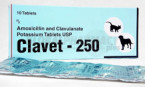 Synulox Clavet Tablets