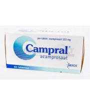 Campral® (Acamprosate)