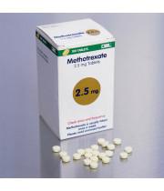 Trexall or Rheumatrex (Methotrexate) - 2.5mg, 100 Pills