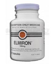 Elmiron (Pentosan) 100mg, 100 caps