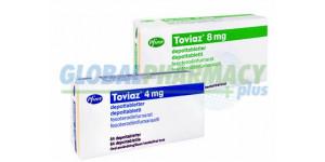 Toviaz® / Fesoterodine