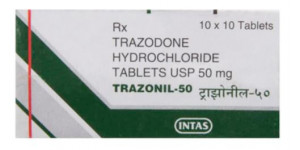 Trazodone HCl (Trazodone HCl) - Tablets