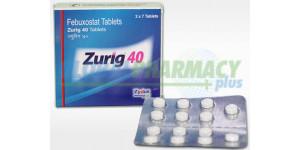 Uloric® (Febuxostat) - Generic
