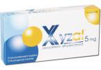 Xyzal (Levocetirizine Dihydrochloride) 5mg 100 Pills