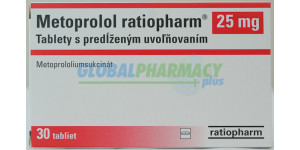 Metoprolol Succinate - Generic Toprol XL