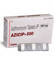 Zithromax (Azithromycin) - Tabs or Bottle