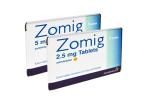 Zomig (Zolmitriptan) Nasal Spray - Tabs - Pills