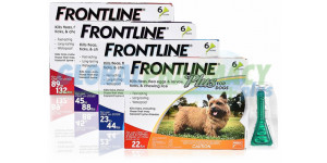 Frontline® Plus for Dogs - Small / Medium / Large