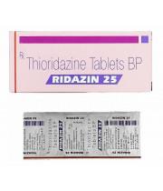 Thioridazine HCl (Thioridazine HCl) - Tabs