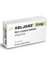 Xeljanz (Tofacitinib Citrate) 5mg, 56 Tabs