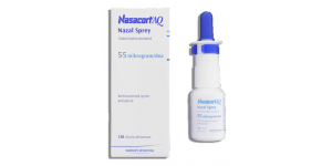 Nasacort (Triamcinolone) - 55mcg/act, 120 MDI Nasal Spray