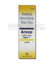 Astelin (Azelastine HCl) - 0.14mg, 10 ml spray