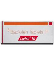Baclofen (Baclofen) - Tabs