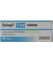 Eldepryl (Selegiline) - 5mg, 100 Pills