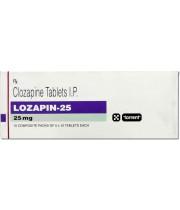 Clozapine (Clozapine) Tabs