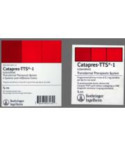 Catapres - TTS Patches (Clonidine)