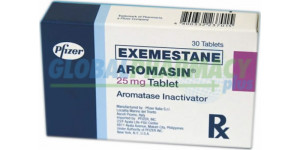 Aromasin® Exemestane - Brand Name or Generic Tablet