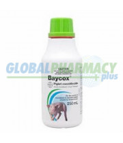 BAYCOX Piglet Coccidiocide 5% 250ml