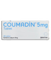 Coumadin (Warfarin Sodium) - Tabs
