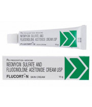 Fluocinolone + Neomycin (Synalar N) 0.025%+0.5%, 20gm Skin Cream