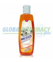 Micotix Shampoo 20mg, 250 ml bottle
