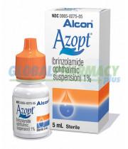 Azopt®(Brinzolamide) - Brand Name