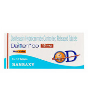Enablex (Darifenacin Hydrobromide CR)