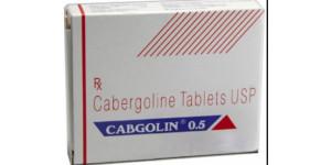Dostinex (Cabergoline) 0.5mg, 16 Pills