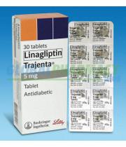 Tradjenta (Linagliptin) 5mg, 90 Pills