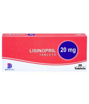 Zestril (Lisinopril) - Pills