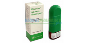 Flonase (Fluticasone) - 50mcg/spray, 120 MDI Nasal Spray