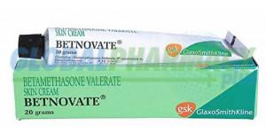 Betatrex (Betamethasone Valerate) 0.1%, 20gm Tube