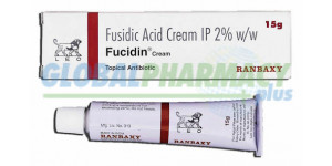 Fusidin Cream (Fusidic Acid) 2% 20mg (15g Cream)