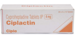 Periactin (Cyproheptadine HCl) - 4mg, 100 Tabs