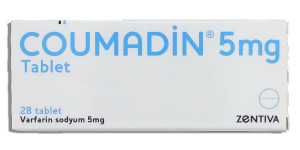 Coumadin (Warfarin Sodium) - Tabs