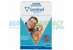 Sentinel Spectrum for Large dogs, 6 tabs