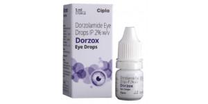 Trusopt (Dorzolamide HCL) - 2%, 5 ml