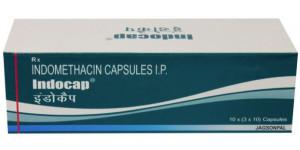 Indomethacin / Indomethacin SR - Caps