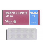 Flecainide Acetate (Tambocor) tabs