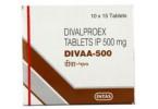 Depakote (Divalproex Sodium) - Pills
