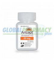 Aricept® (Donepezil Hydrochloride) Brand Name and Generic