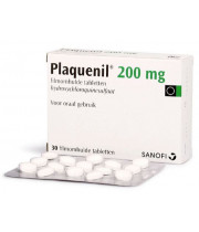 Plaquenil (Hydroxychloroquine) - 200mg, 100 Pills
