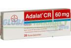 Adalat CC®(Nifedipine) - Brand Name