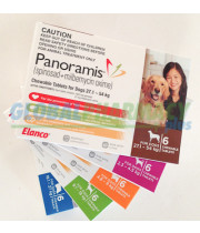 Trifexis (Panoramis)® Chewable Tablets for Dogs