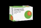 Omeprazole Generic Prilosec 20mg
