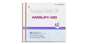 Amoxapine (Amoxapine) - Tabs